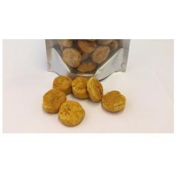 FISHCAKE BITES WITH TURMERIC 90g
