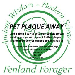 Pet Plaque Away 100g