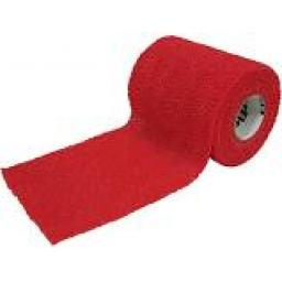 "Powerflex 4"" wide - red, grey or black non glitter"