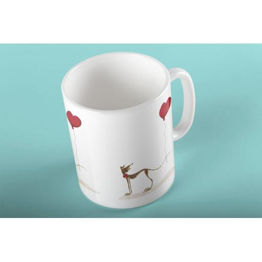 Tail of Love 11oz mug