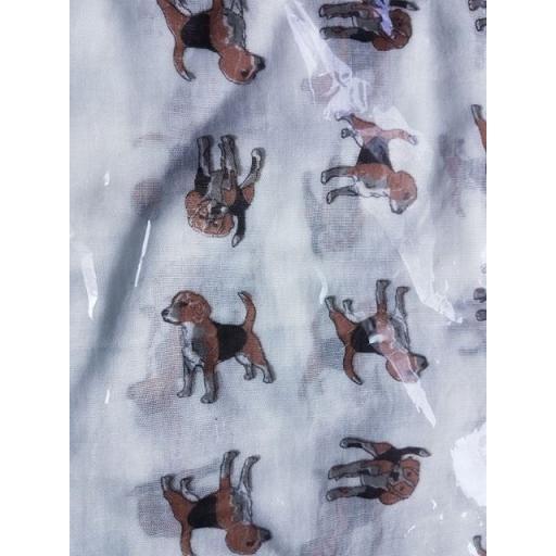 Beagle scarf