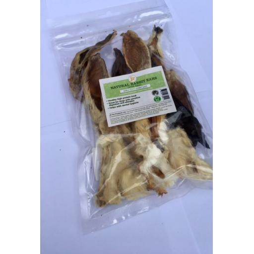 Hairy Rabbit Ears 100g and 500g