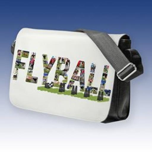 Large Bag Featuring the Flyball Photo Montage