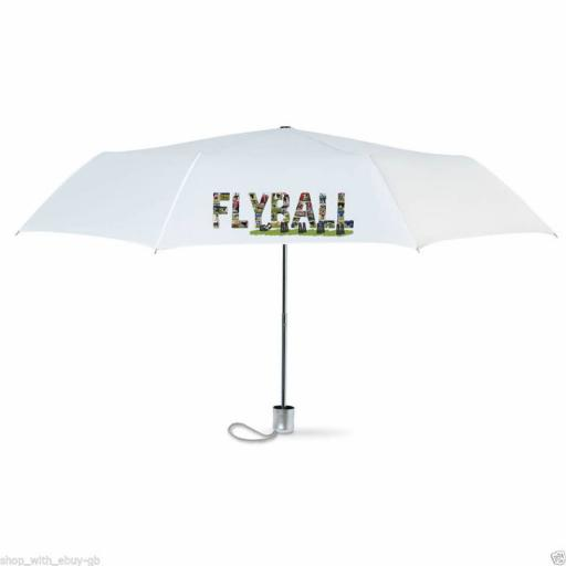Flyball Folding Umbrella