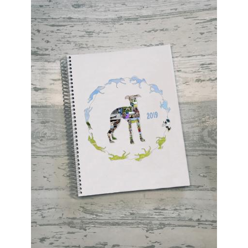 2019 A5 Sighthound Planner spiral bound