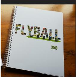 2019 A5 Flyball Planner